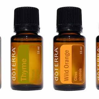 Basted Holiday Turkey Recipe with doTERRA Essential Oils