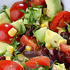 Mixed Cherry Vegetable Salad