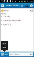 Screenshot of Astrotek Viet Dictionary(Free)