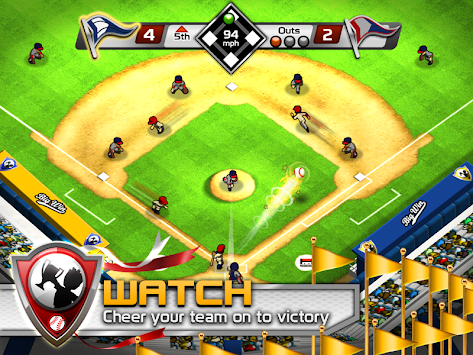 BIG WIN Baseball APK screenshot thumbnail 12