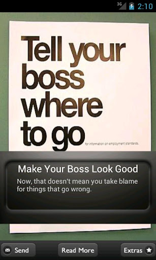 【免費商業App】How To Make Your Boss Like You-APP點子