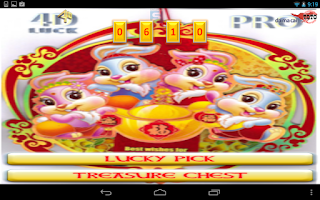 Screenshot of 4D LUCK PRO