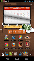 Screenshot of TSF Launcher 3D Shell