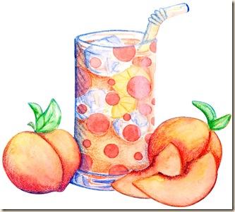 Peach Spritzer