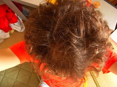 Mi pelazo 僕の髪 My hair