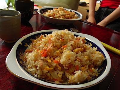 チャーハン 焼き飯 yakimeshi chaahan arroz frito fried rice