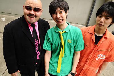 Rice Riot photo: 木目田隆行
