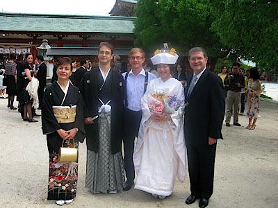 Boda ale ai shinto sintoísta 結婚式 挙式 wedding Yamaguchi Hofu 山口 防府