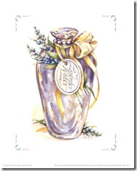 Lavender-Water