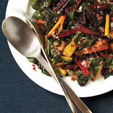 Hot & Sour Swiss Chard