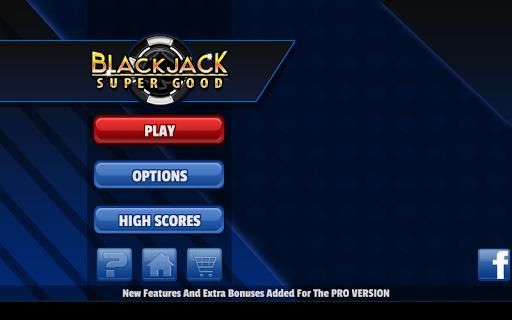 Blackjack SG PRO - screenshot
