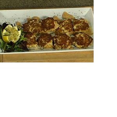 Pan-Seared Crab Cakes