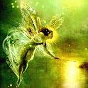 Golden Fairy LWP icon