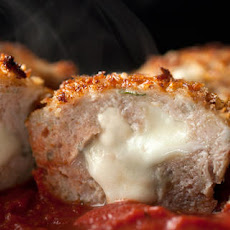 Chicken Parmesan Meatloaf Muffins Recipe