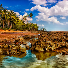 Beauty of Ndalir by Robby Pietersz - Landscapes Beaches