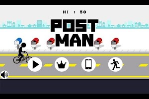 Screenshot of POST MAN