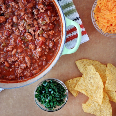Turkey Taco Stew