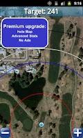 Screenshot of Golf Shot Tracker - Golf GPS