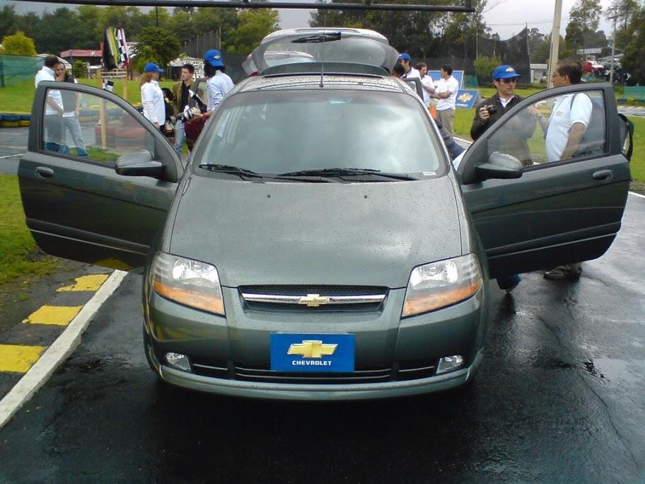 Andres Ruiz Says Chevrolet Aveo Gti Msn Aguanta
