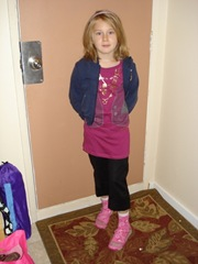 first day of grade 4