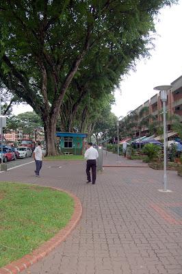 Changi Village