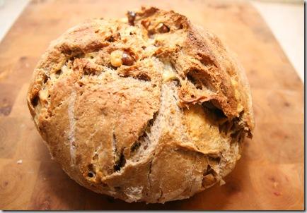 nästan knådfritt bröd-1