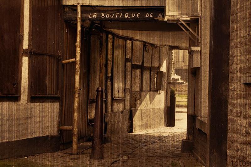 La boutique de N - Spa - Belgique - Anne-Sarine Limpens - 2008