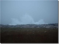 Waves at Louisbourg