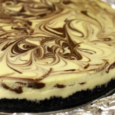 Thin Mints Cheesecake