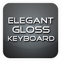 Elegant Gloss Keyboard Skin icon