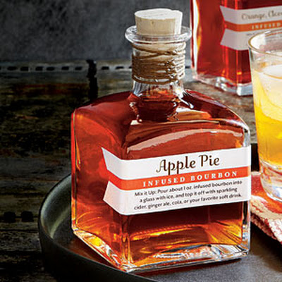 Apple Pie-Infused Bourbon