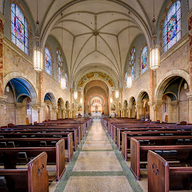 Holy Hill National Shrine by John Williams - Buildings & Architecture Places of Worship ( wisonsin, church, architectural detail, interior architecture, basilica, places of worship )