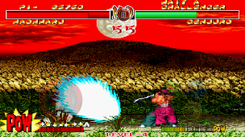 Screenshot of SAMURAI SHODOWN II