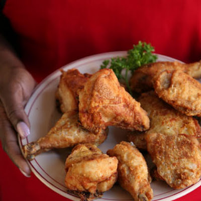 Hollyhock Hill's Fried Chicken