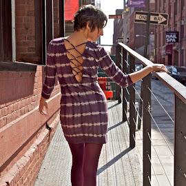 Anya by Frank DeChirico - People Street & Candids