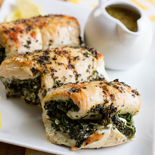 Feta Stuffed Chicken Sauce Recipes
