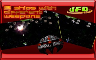 Screenshot of UFO Mania FREE