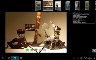 Screenshot of Android Photo Review Lite