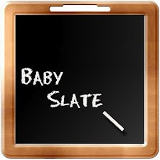Baby Slate - French