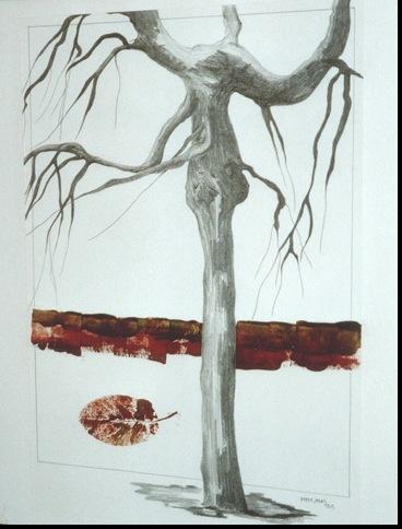 0046 Ontbladerde boom