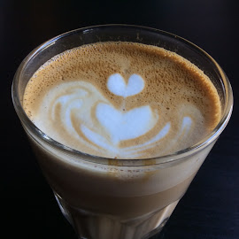 just latte by Mary Yeo - Food & Drink Alcohol & Drinks
