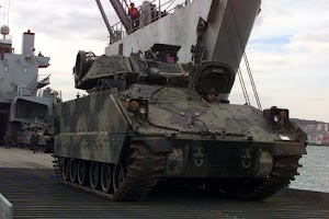Screenshot of M2 Bradley IFV FREE