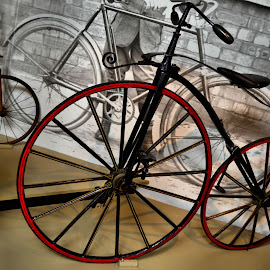 old fashioned bike by Nic Scott - Transportation Bicycles ( bike, bicycle )