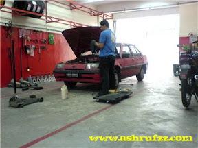 My Car Third Service Pit Stop @ Fasfik Kepong