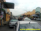The busy street of Nilai 3 Shop lots