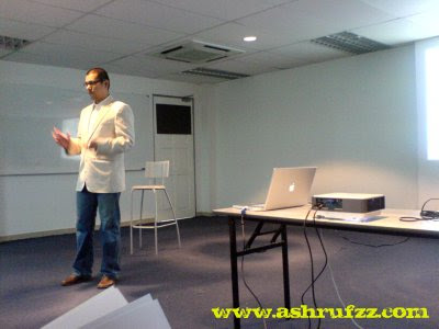 Shaikh Shahnaz Karim - One of the trainer at 95% The Advertising Academy