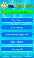 Screenshot of FREE Quiz Competition