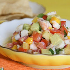 Recipe for Tropical Ceviche