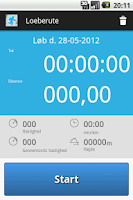 Screenshot of Loeberute