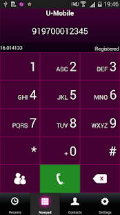 UMobile KSA MoSIP - screenshot